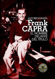 El nombre delante del título Frank Capra
