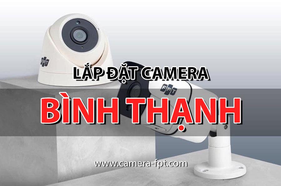 Lắp đặt camera tại Quận Bình Thạnh - Camera Full HD 1080P xem rõ nét mặt người
