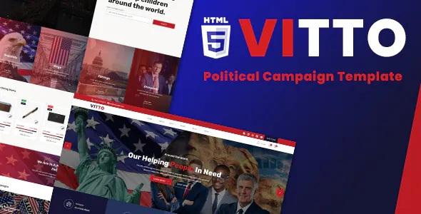 Best Political Campaign Template