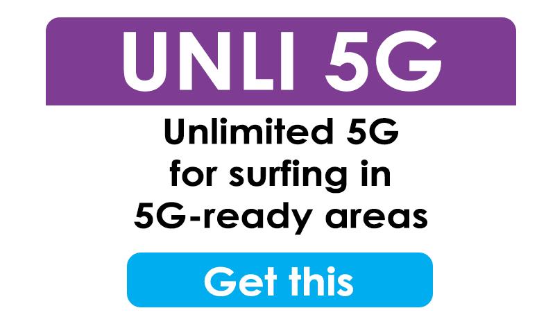 Globe Unli 5G