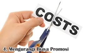 Mengurangi Biaya Promosi merupakan salah satu alasan mengapa menjaga customer relationship itu penting