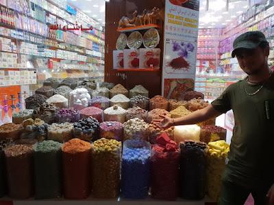 Spice Souk in Deira Dubai