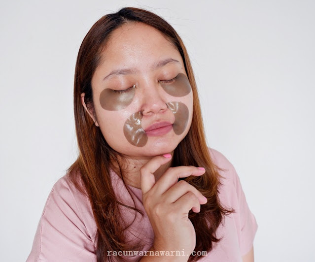 tips menggunakan eye patch