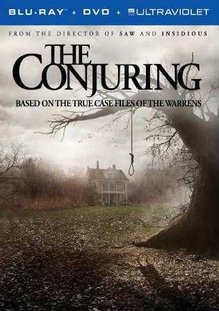 The Conjuring 2013 Hindi 850MB Dual Audio ORG 720p BluRay