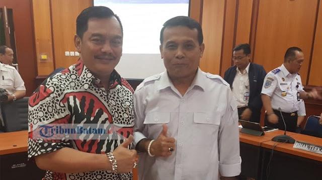 Komisi III DPRD: Kemenkumham Pastikan Pemprov Kepri Berhak Pungut Retribus Labuh Jangkar