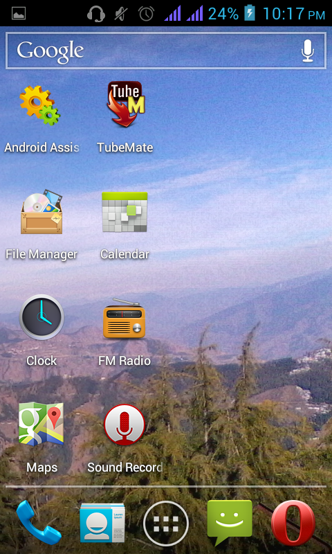 How to create the folder as Home screen shortcuts and Rename