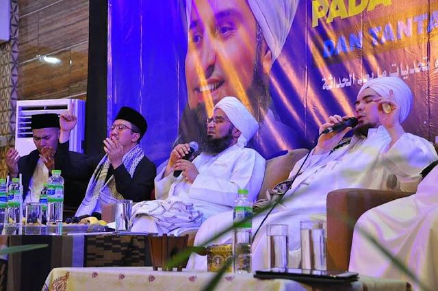 Habib Ali Aljufri: Berapa Banyak Orang Lari dari Islam Karena Sikap Kita