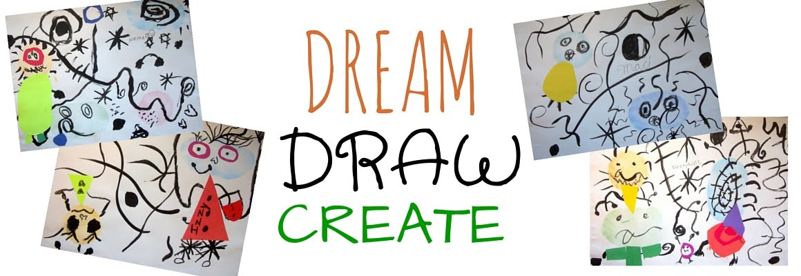 Dream Draw Create