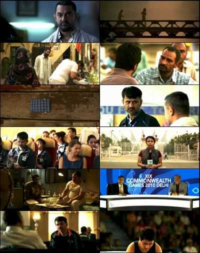 Dangal (2016) Tamil - Telugu Dubed Download 500mb pDvd