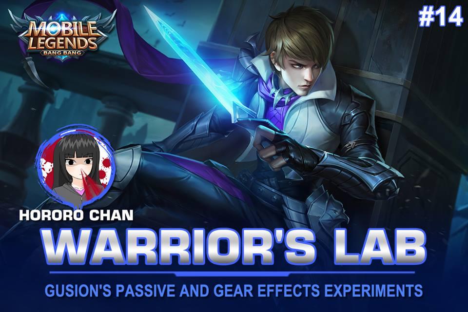 Cara menurunkan rank Mobile Legends ke Warrior