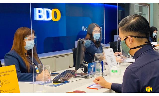 BDO Branches Gizmo Manila