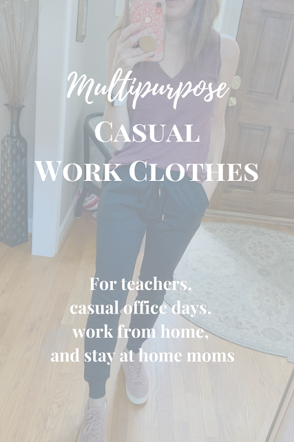 Multipurpose Casual Work Clothes with Zyia Active