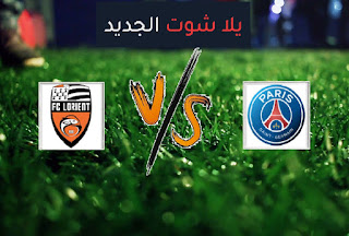 نتيجة مباراة باريس سان جيرمان ولوريان اليوم الاربعاء بتاريخ 16-12-2020 الدوري الفرنسي