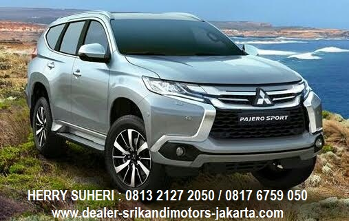 kredit mobil all new pajero sport 2018