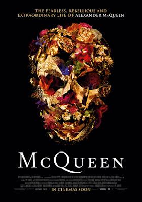 McQueen: Official poster