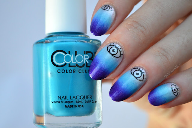 gradient blue evil eye water decals furious filer