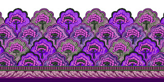 Traditional-illustration-indian-motif-textile-border-210046