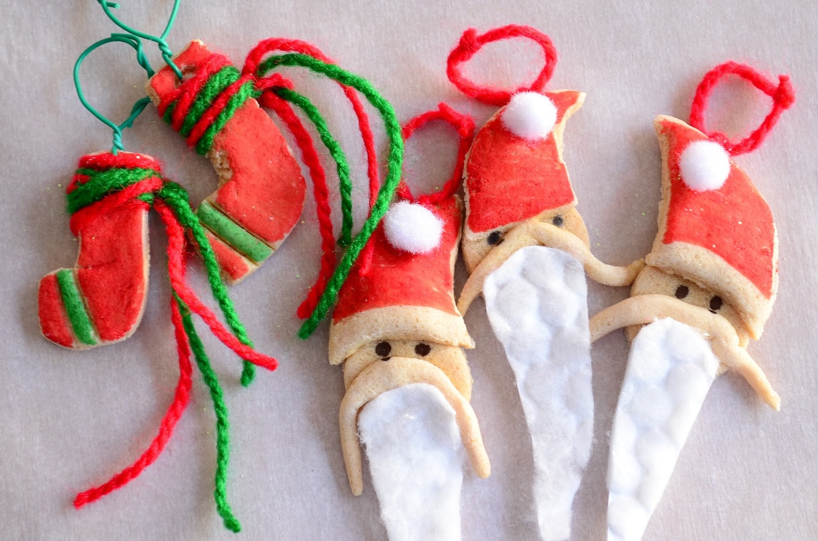 The Practical Mom: Salt Dough Christmas Ornaments