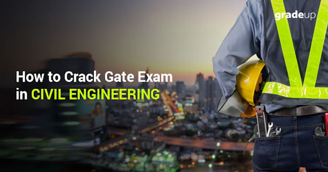 Graduate Aptitude Test in Engineering (GATE) 2018 is one of the most competitive exam for the engineers nowadays. Many GATE aspirants must be having doubt in their mind that how to start preparing for GATE exam , what are the best Tips & Tricks to crack the exam in most efficient way, how much to prepare for getting good rank, etc. Many PSUs are also advertised for recruitment of Civil Engineering graduates through GATE 2018 application, So, it's important for candidates to know How to crack the GATE Civil Engineering (CE) Paper? However, not everyone is able to crack the entrance exam.