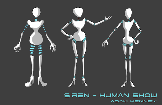 Thesis Preview - Siren