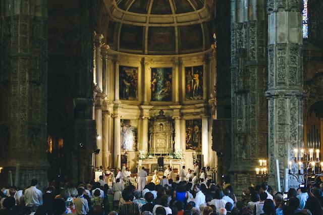 サンタ・マリア教会(Igreja Santa Maria de Belém)