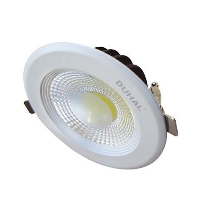 Showroom đèn led Duhal Bình Thuận 2019 giá rẻ