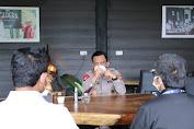 Polda Sumut Dorong Percepatan Pembangunan Wisata Danau Toba