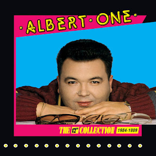 "ALBERT ONE - The 12"" Collection 1984-1989 (Blue Version) [LTD-CD-006]"