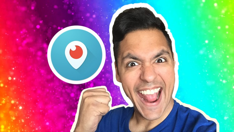 90% off Periscope Mastery - Learn To Explode Your Brand On Periscope