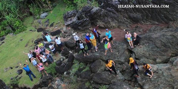 fasilitas wisata private trip pulau peucang ujung kulon 3 hari 2 malam
