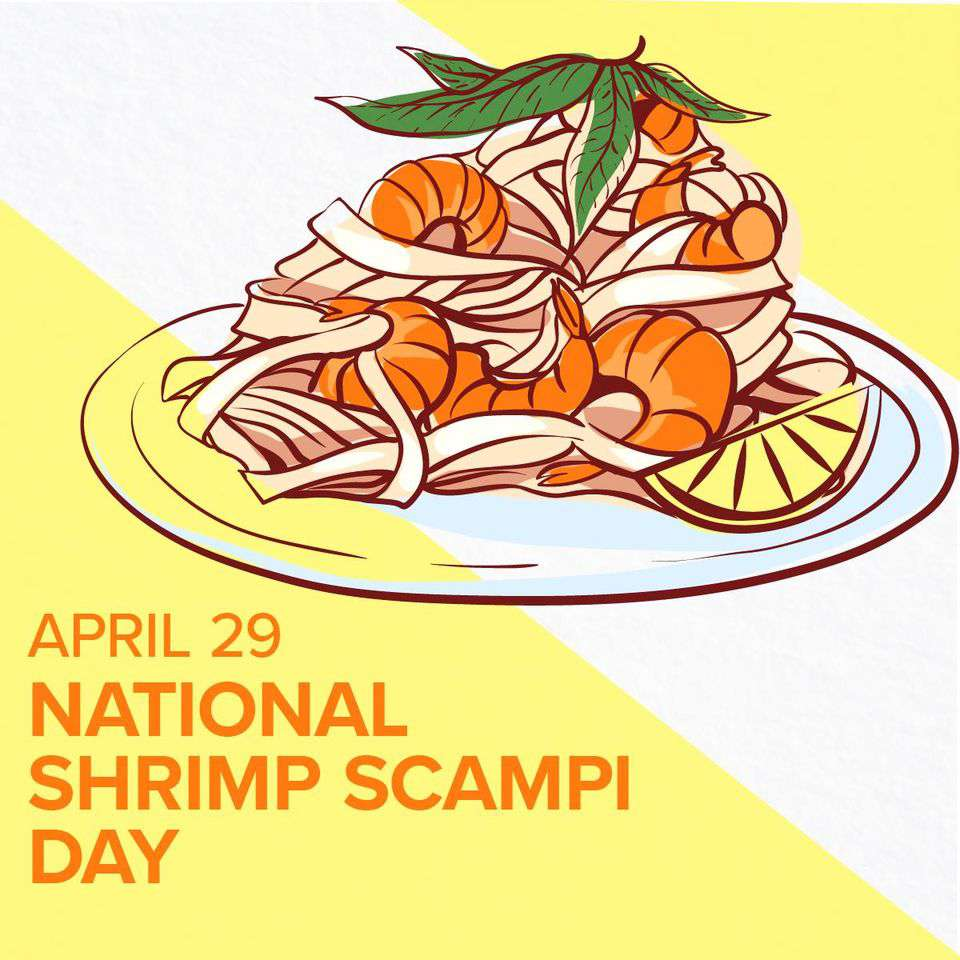 National Shrimp Scampi Day Wishes Images download