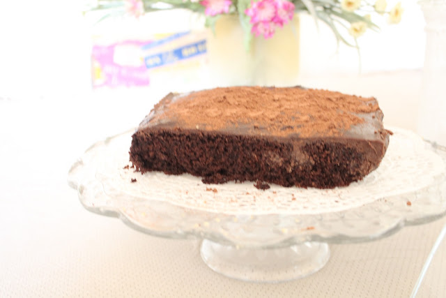 IMG 2809 - עוגת שוקולד לפסח