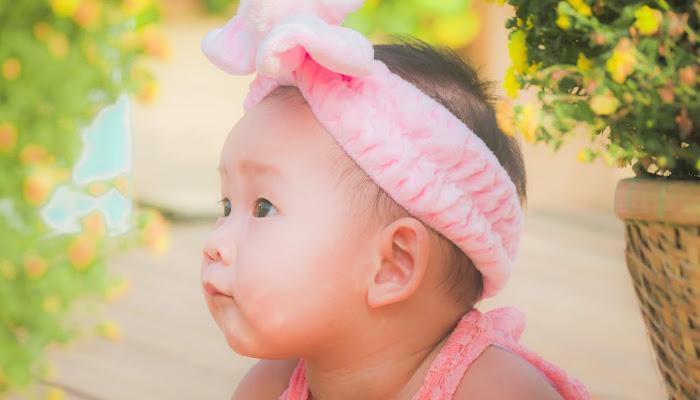 Suốt hành trình chụp hình cho bé khuôn mặt mũm mĩm | Bộ sưu tập baby
