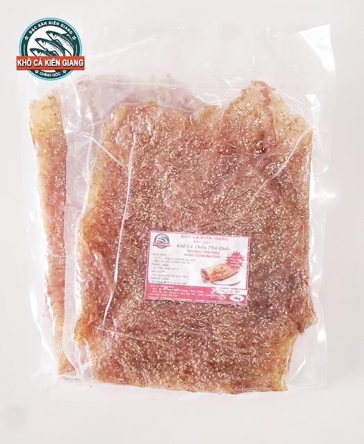 Khô Cá Thiều Phú Quốc sản phẩm của Khô Cá Kiên Giang