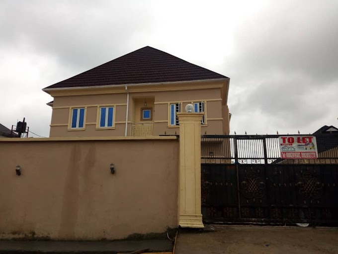 To Let: 2 Bedroom, 3 Bedrrom and Self Con for rent