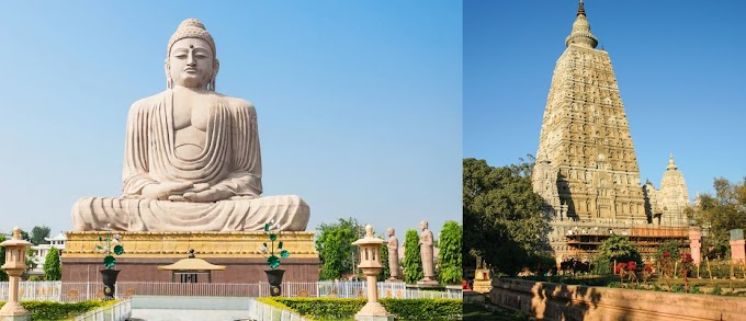Bodhgaya, a Place of Peace in South Asia, Travel Guide