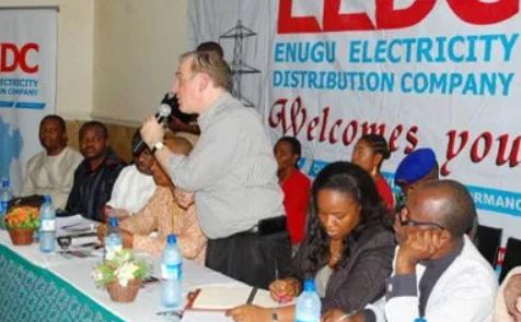 companies stealing electricity enugu