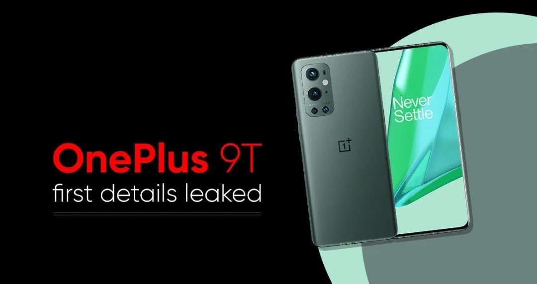 OnePlus 9T specs may include 120Hz LTPO OLED display