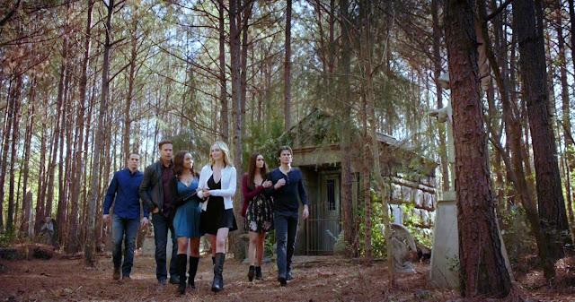 The Vampire Diaries Mystic Falls