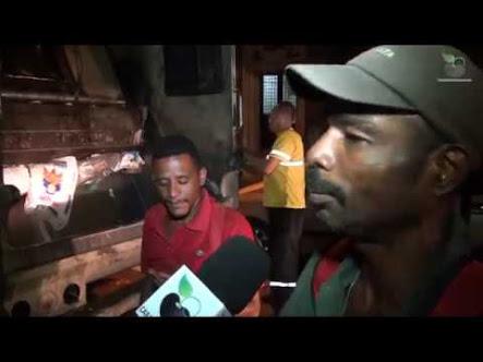 ¡REALIDAD INOCULTABLE! Una noche en un camión: Los desgarradores testimonios de los que comen de la basura (+Video)