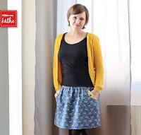 Lotta Skirt von Compagnie M