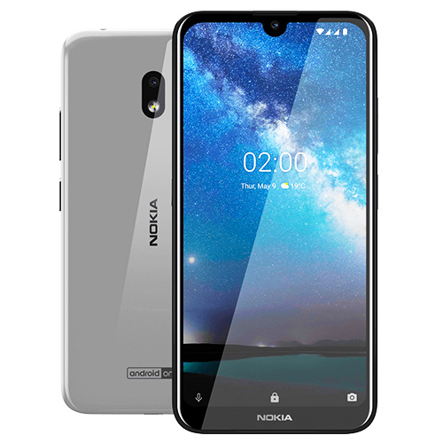 Nokia 2.2 Arrives With 5MP Selfie Camera And Removable Battery