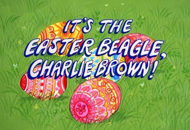 Easter Beagle
