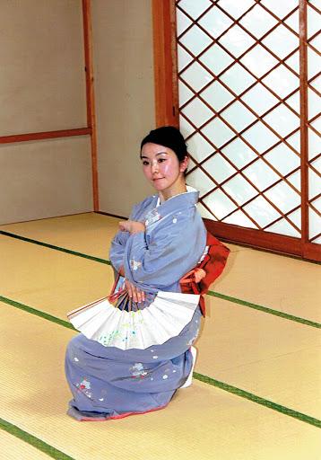 花柳国美恵舞踊教室 お稽古風景