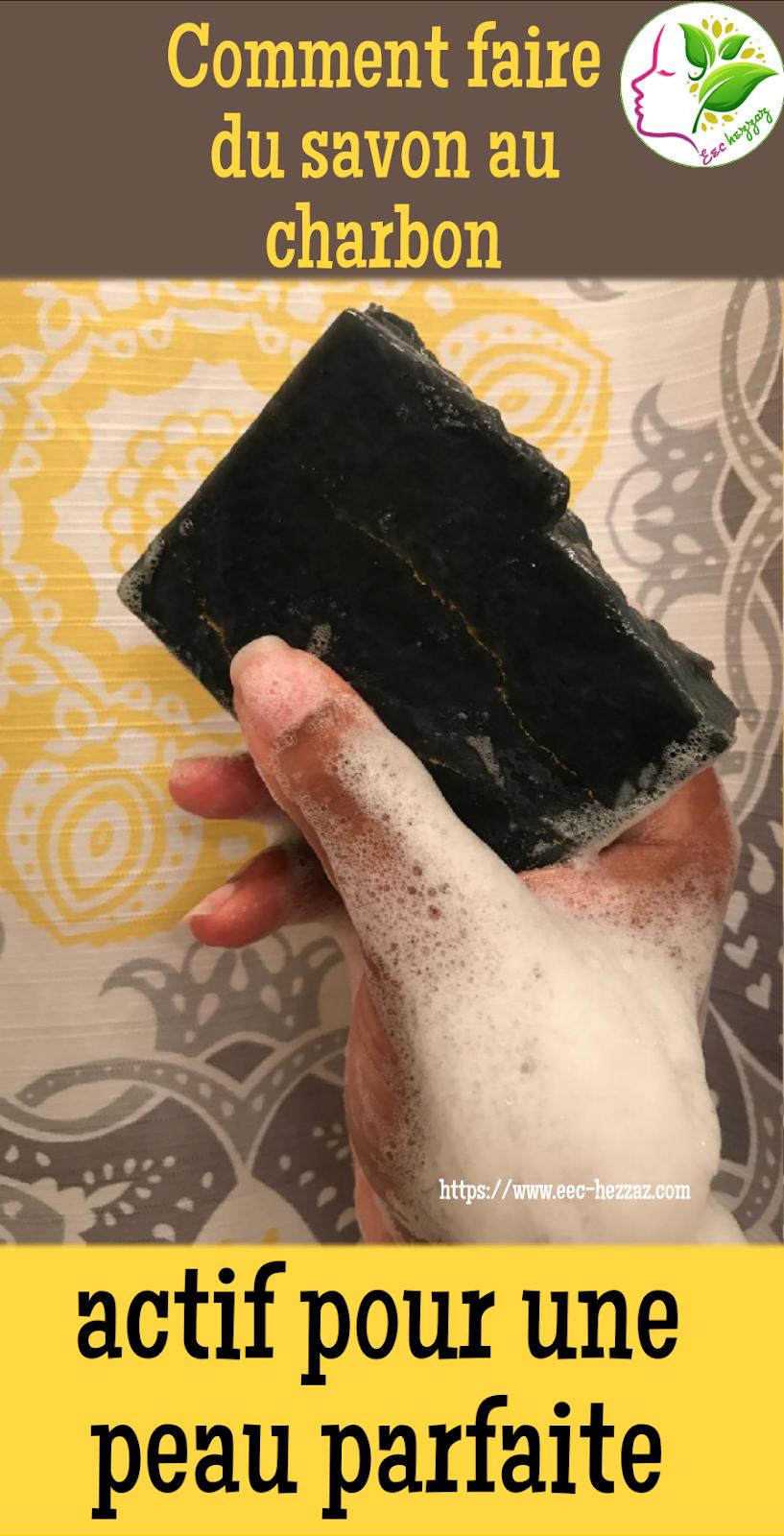Comment faire du savon au charbon actif pour une peau parfaite