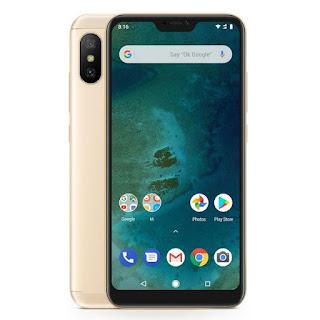 Kredit Xiaomi Mi A2 Lite (3GB/32GB) Tanpa Kartu Kredit & Tanpa DP Terpercaya. Proses Kredit Online Tanpa Survey!