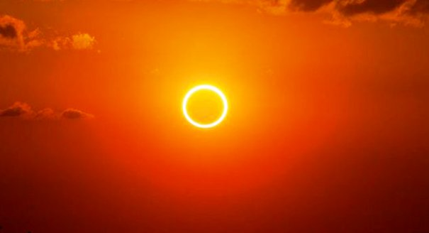 Gerhana Matahari Cincin Diprediksi Selama 1 Jam Lebih Di Sulsel