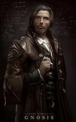 Dr. Abir Zanoch (Gnosis - Kamden by Tom Namielski)