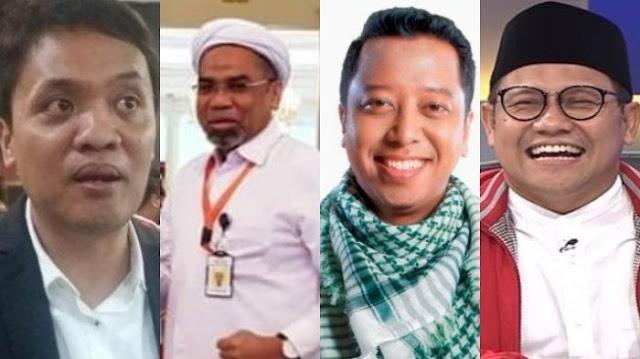 Balas Nyinyiran, Habiburokhman: Kalau Ngabalin, Romy, Cak Imin mau Umrah Ketemu Rizieq Kita Atur