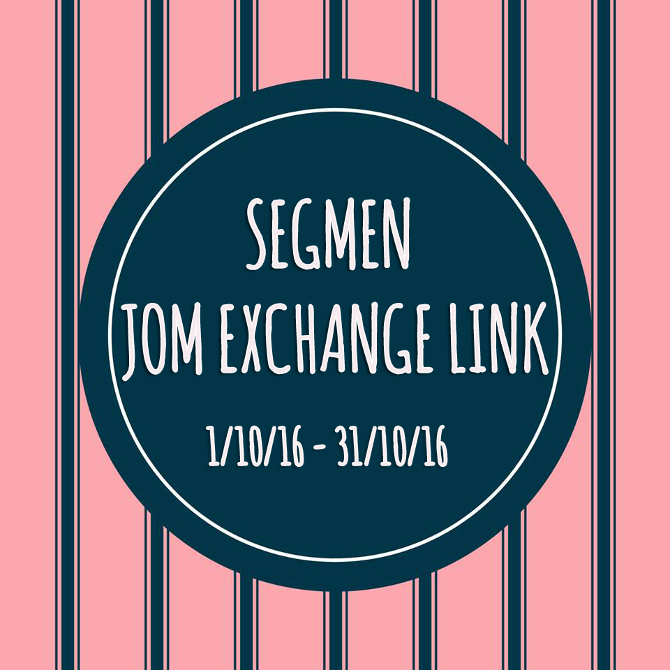 Segmen Jom Exchange Link by Mellya Crayola
